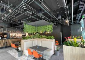 Meat2Eat a deschis un restaurant la parterul clădirii de birouri One Tower