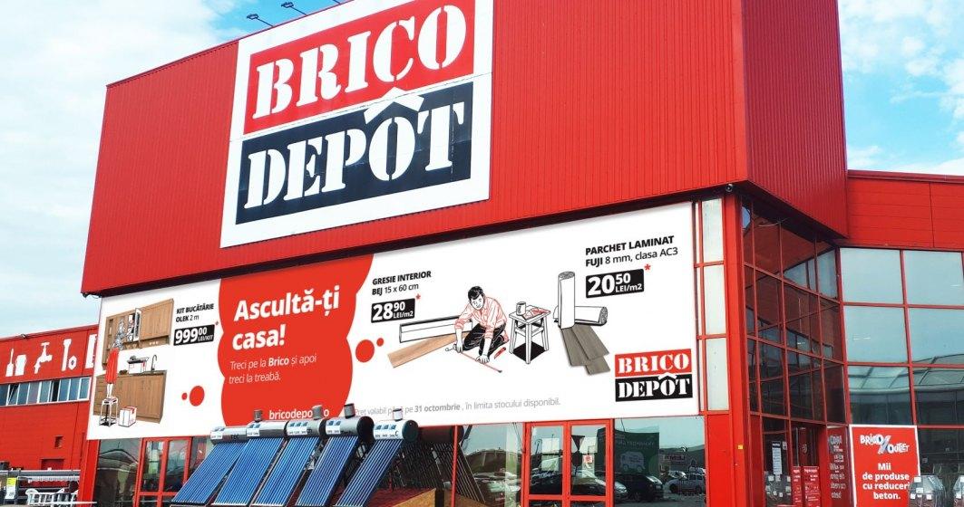 Cererea de produse de bricolaj în creștere – Brico Dépôt raportează vânzări cu aproape 20% mai mari