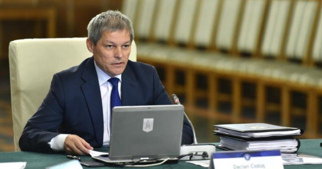 Dacian Ciolos: Este de interes pentru noi ca grupul Dacia-Renault sa-si dezvolte activitatea in Romania