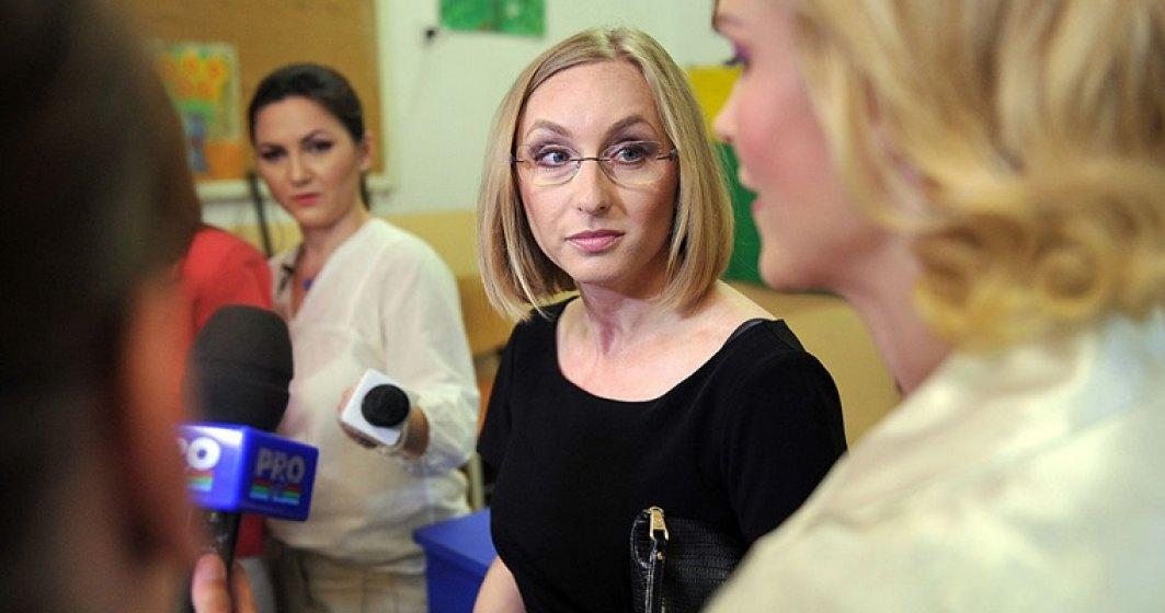 Gabriela Szabo a fost numita in functia de director general al CSM Bucuresti