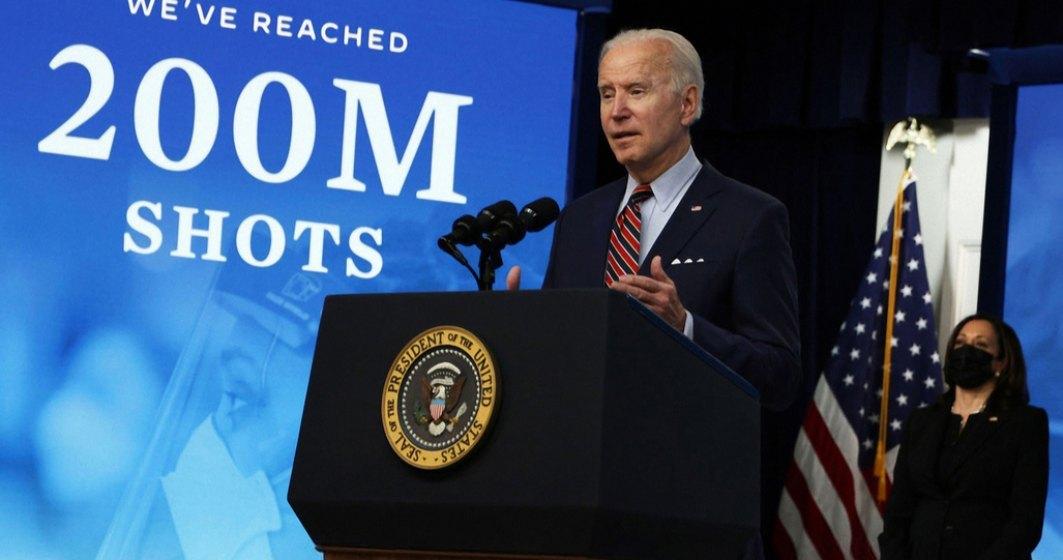 Joe Biden: Vom răspunde într-un mod puternic, dacă guvernul rus se angajează în activități nocive