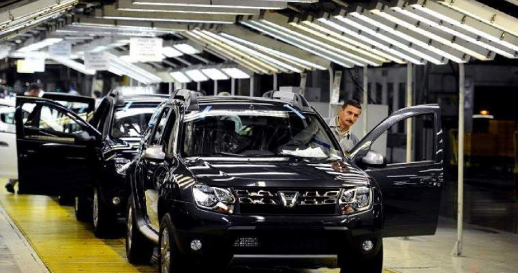 """Vânzările Dacia au """"frânat"""". Scădere de 80% în Franța, în martie"""