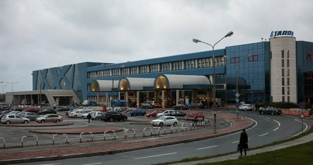"""Trafic deviat la intrarea în Aeroportul Internațional """"Henri Coandă"""" din București"""