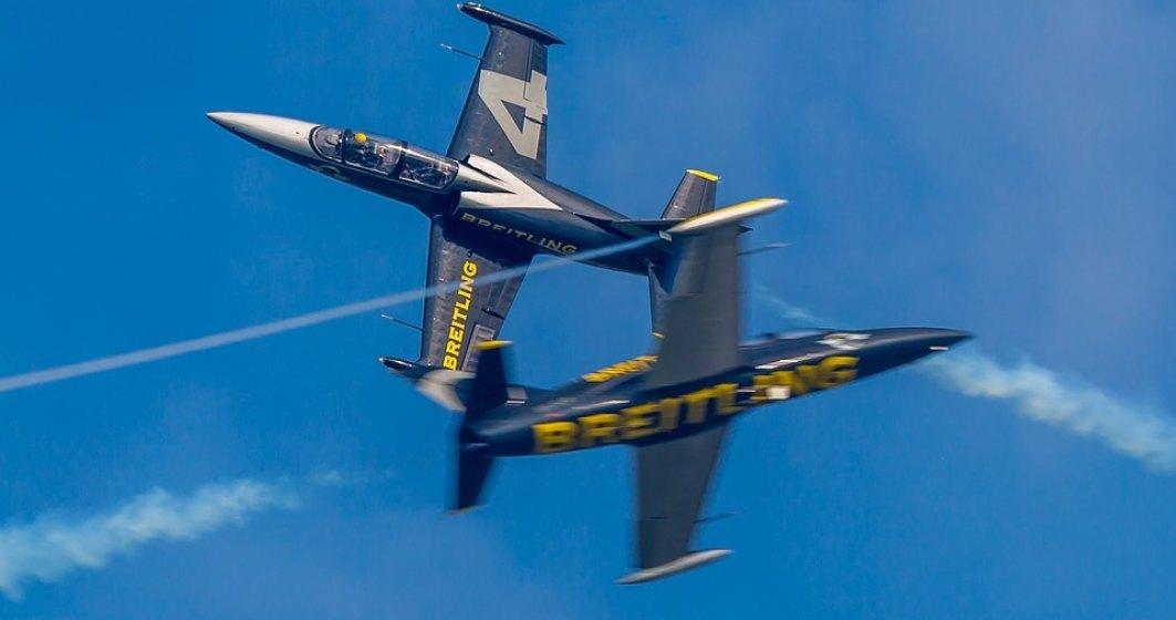 Peste 150.000 de spectatori sunt asteptati la BIAS, cel mai mare show aviatic din Romania