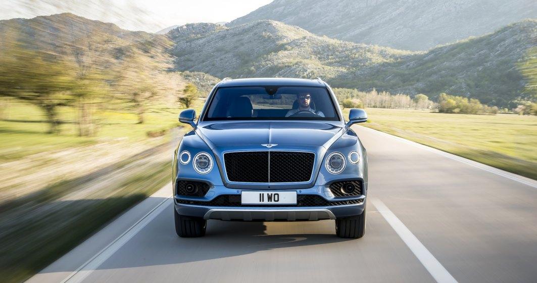 Bentley anunta primul diesel din istoria marcii
