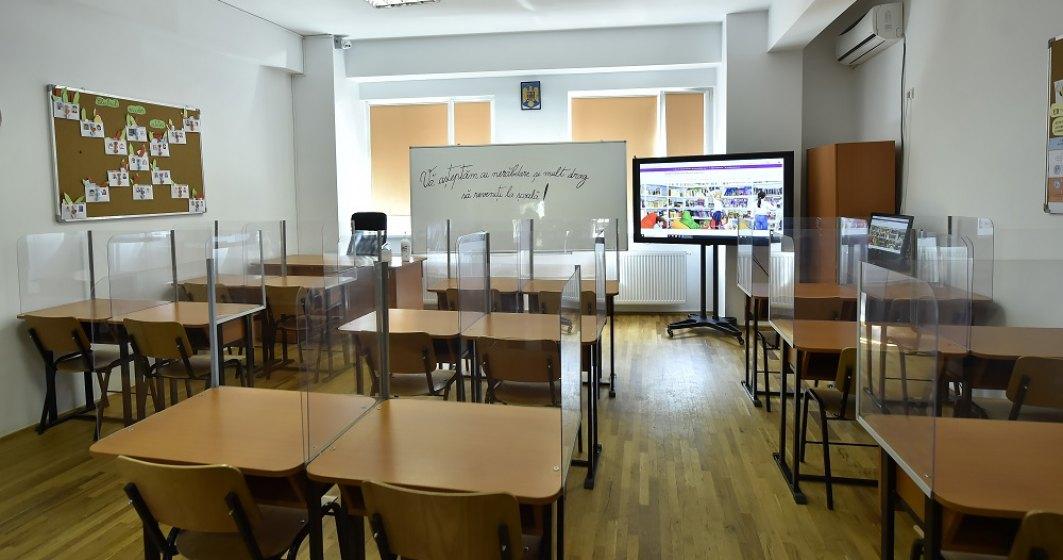 Coronavirus | Bucureștiul se apropie cu pași mari de coeficientul închiderii școlilor