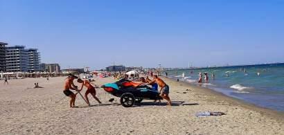 """Cum se prezintă """"plaja nemulțumiților"""" din Mamaia – imagini și păreri de la..."""