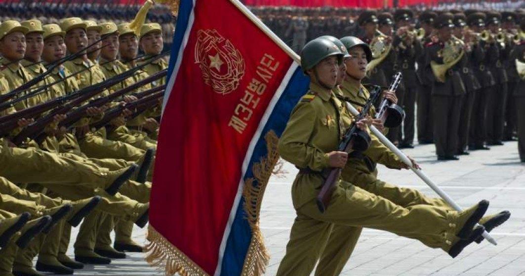 """Coreea de Nord sfideaza SUA si avertizeaza ca nu va ceda in fata """"santajului"""" american"""