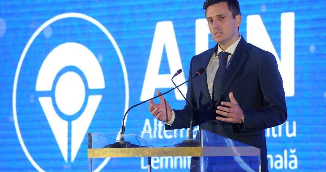 Catalin Ivan si-a depus candidatura pentru alegerile prezidentiale