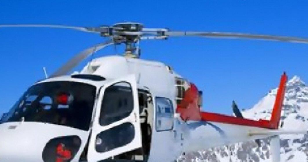 Top 5: Zboruri incredibile cu elicopterul