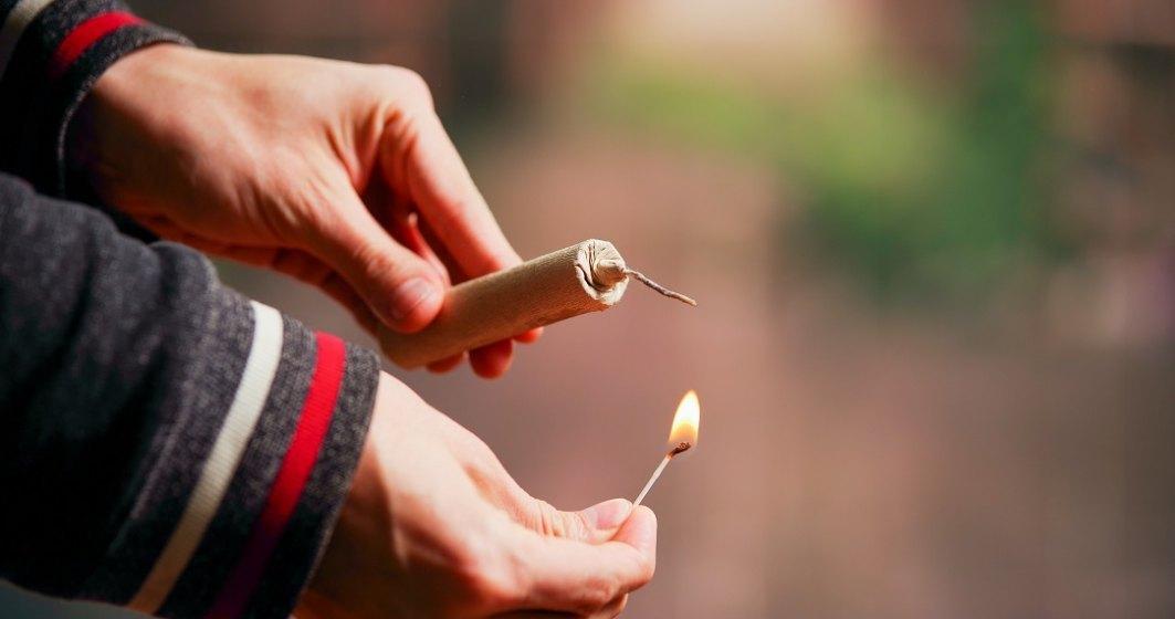 Bilantul noptii de Revelion: 3.000 de situatii de urgenta, 28 de incendii si 82 de persoane ranite de petarde