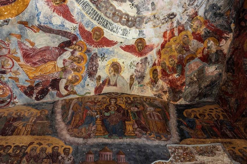 Mănăstirea Sumela Turcia