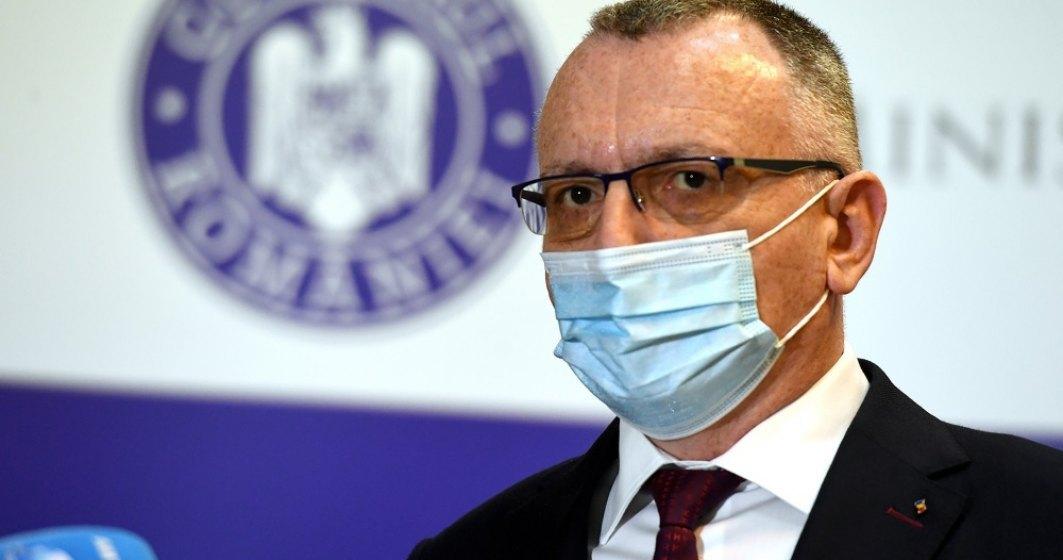 Cîmpeanu: 140.000 de angajați din sistemul de educația s-au vaccinat deja anti-COVID