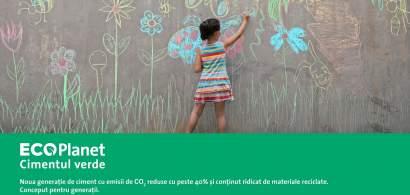 (P) Angajamentul Holcim România pentru sustenabilitate. Soluțiile companiei...