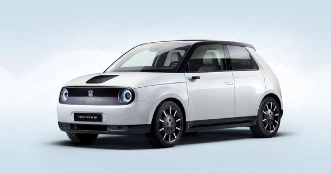 Tinta stabilita: Honda isi propune sa vanda cel putin 10.000 de unitati Honda e pe an