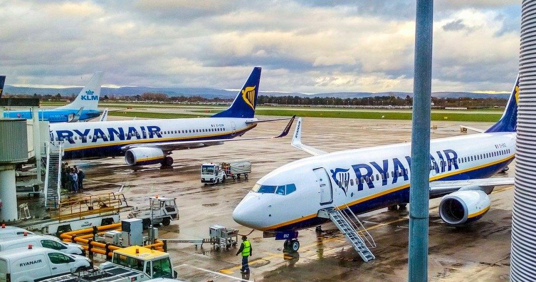 Ryanair a înregistrat cele mai MARI pierderi din cauza pandemiei