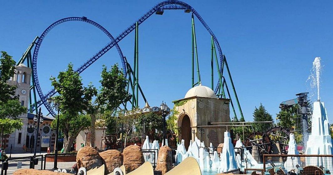"""FOTO  """"Disneyland-ul turcesc"""": Investiția de 750 de milioane de dolari de pe riviera turcească"""