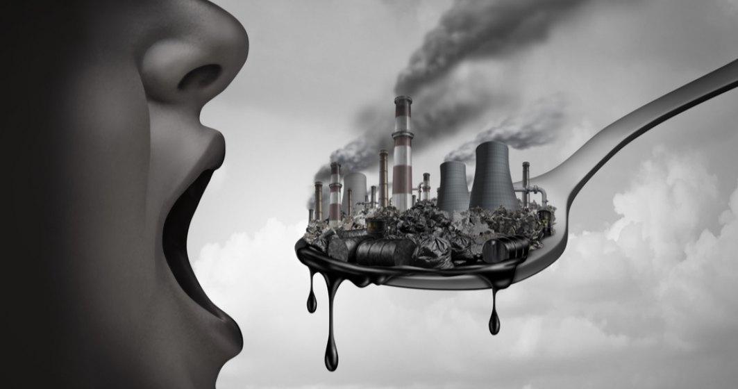 Sondaj: Pentru români sărăcia și bolile sunt mai importante decât poluarea