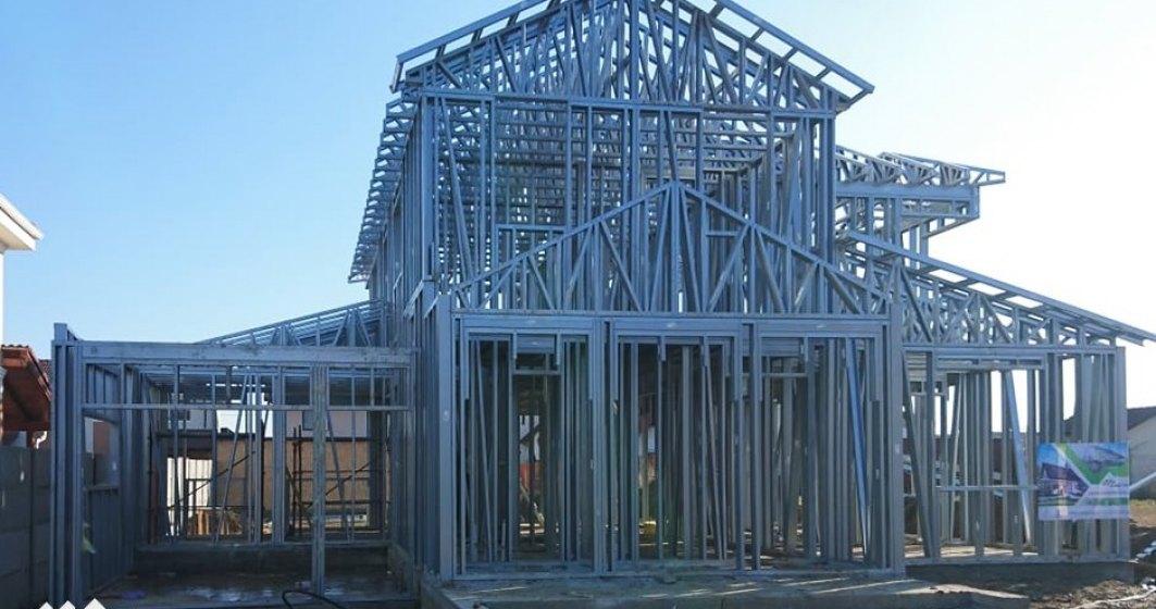 (P) Totul despre casele pe structura usoara din otel