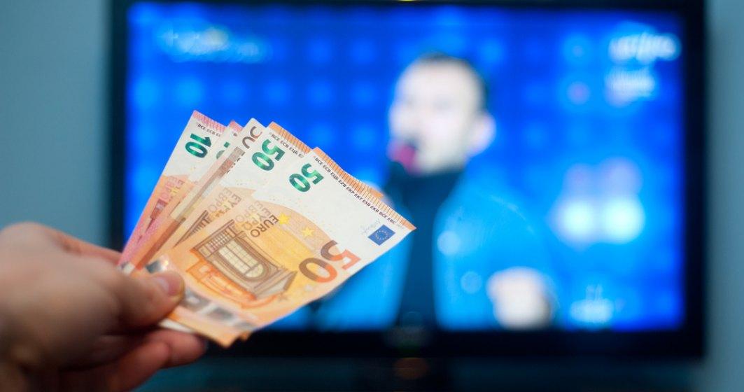 Pagina de Media: Cati bani au cheltuit pe TV partidele in campania electorala. PSD e campioana, cu 2 milioane de euro