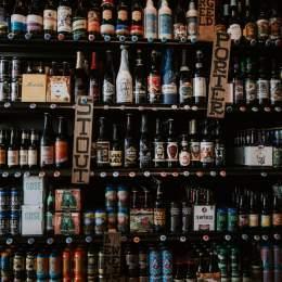 Tipuri de bere comercializate...