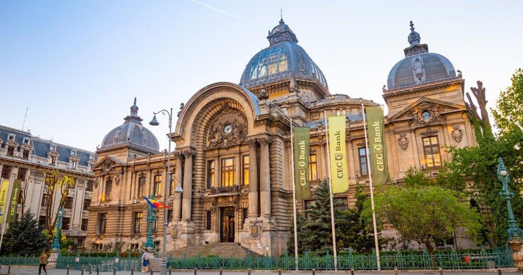 CEC Bank lansează banking-ul la distanță! Cont deschis online și card trimis prin poștă, inclusiv în străinătate