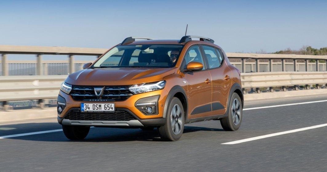 Dacia Sandero a fost cea mai vândută mașină a lunii iulie
