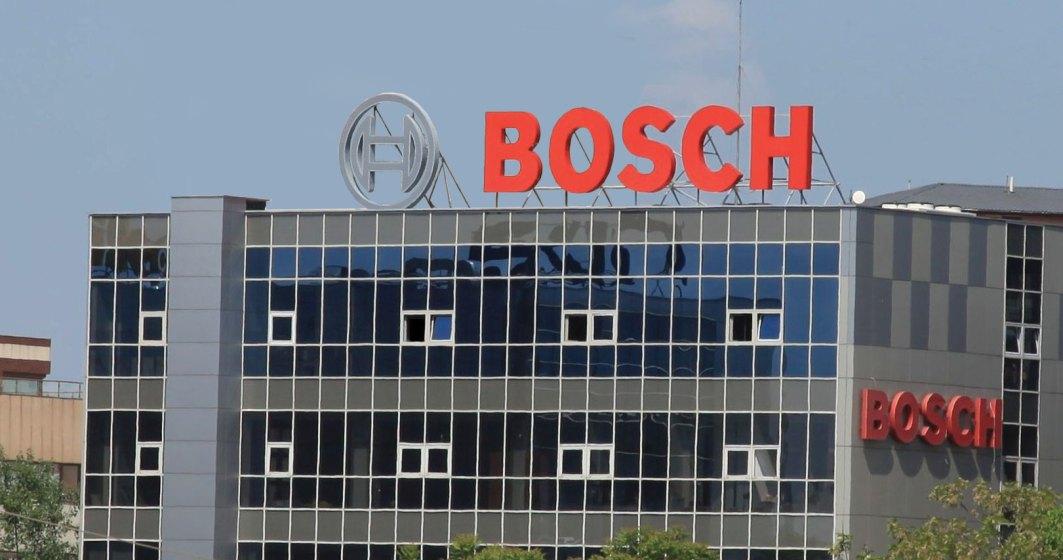 Bosch, vanzari de peste 450 MIL. euro in Romania