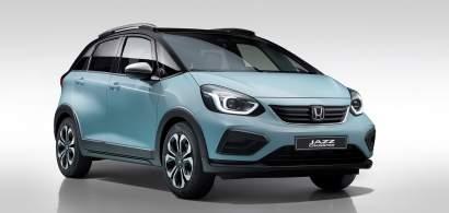 Honda are o singură noutate pentru 2021. Modelul sosește în România în primăvara