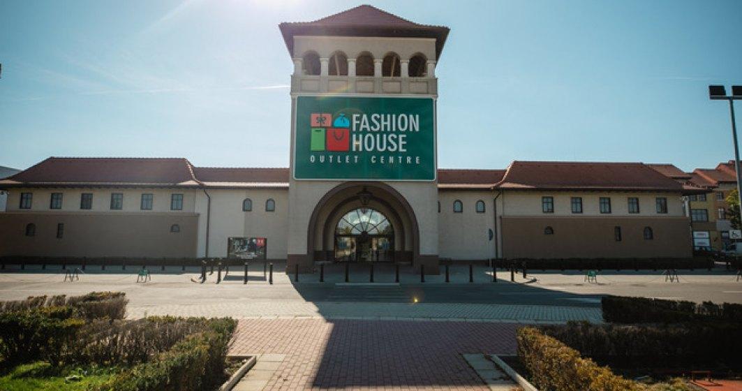 Fashion House Outlet, vanzari in crestere cu 17,7% in trimestru trei