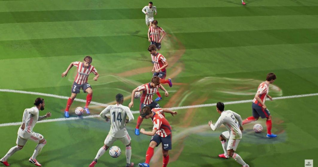 Hackerii au furat codul sursă pentru jocul FIFA!