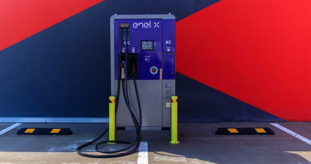Enel X România instalează 25 de stații de reîncărcare pentru automobilele electrice