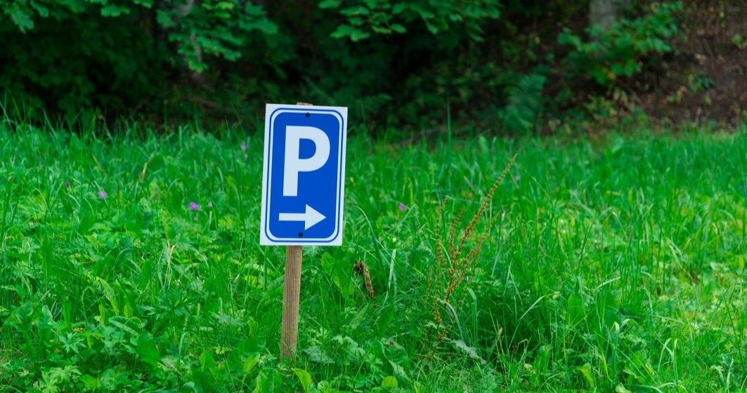 Oradea a inaugurat o parcare etajată, cu 400 de locuri