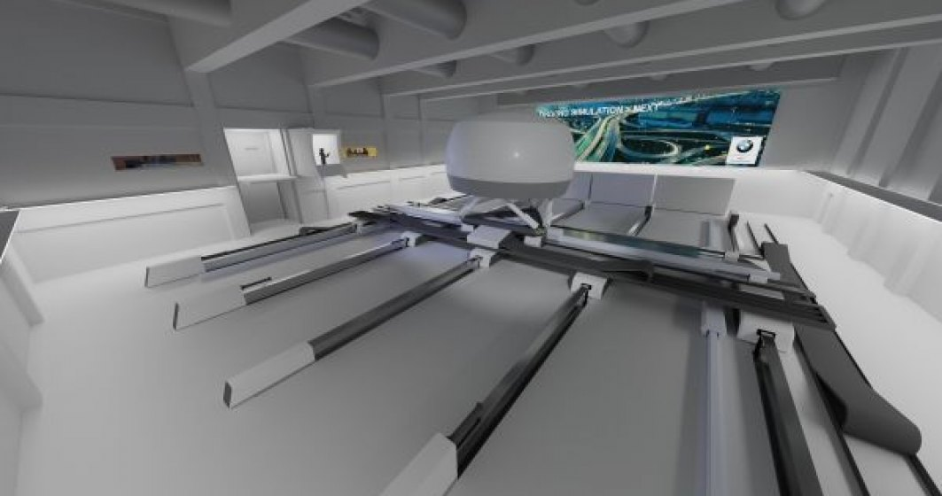 BMW Group construieste un centru de simulare a condusului la Munchen