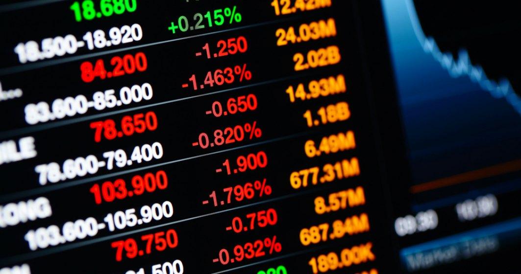 Banca Transilvania si BRD se prabusesc pe Bursa. A doua zi de vanzari in panica pe actiunile bancare