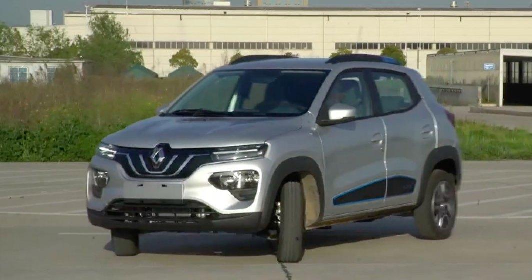 Renault a lansat un crossover electric in China. Costa de la 8.700 de dolari