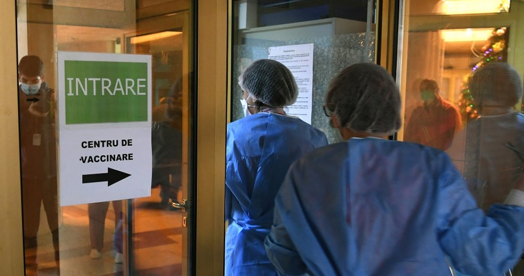 INFOGRAFIC | Câte persoane s-au vaccinat împotriva COVID