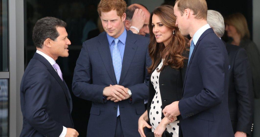 Bătălia prinților: Harry și William s-au certat la înmormântarea bunicului lor, prințul Philip