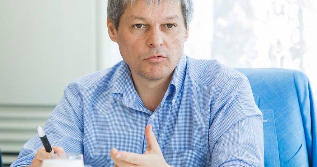 Cum vrea sa guverneze Dacian Ciolos: desfiintarea Sectiei Speciale, mai putini parlamentari si aborgarea OUG 114