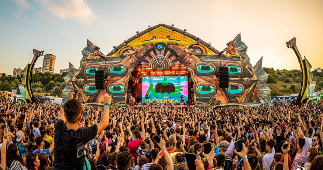 Prima zi a festivalului Neversea a strans peste 55.000 de festivalieri