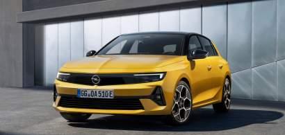 Opel a prezentat a șasea generație a modelului Opel Astra