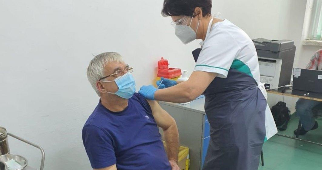 A început administrarea vaccinului Moderna la nivel național