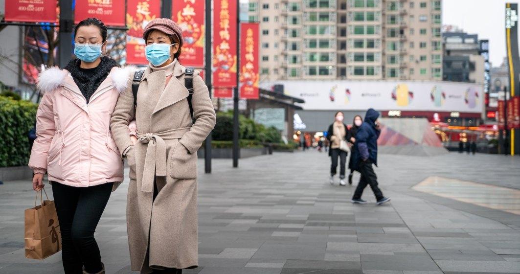 Coronavirus: China mai are doar 144 de pacienţi în stare gravă
