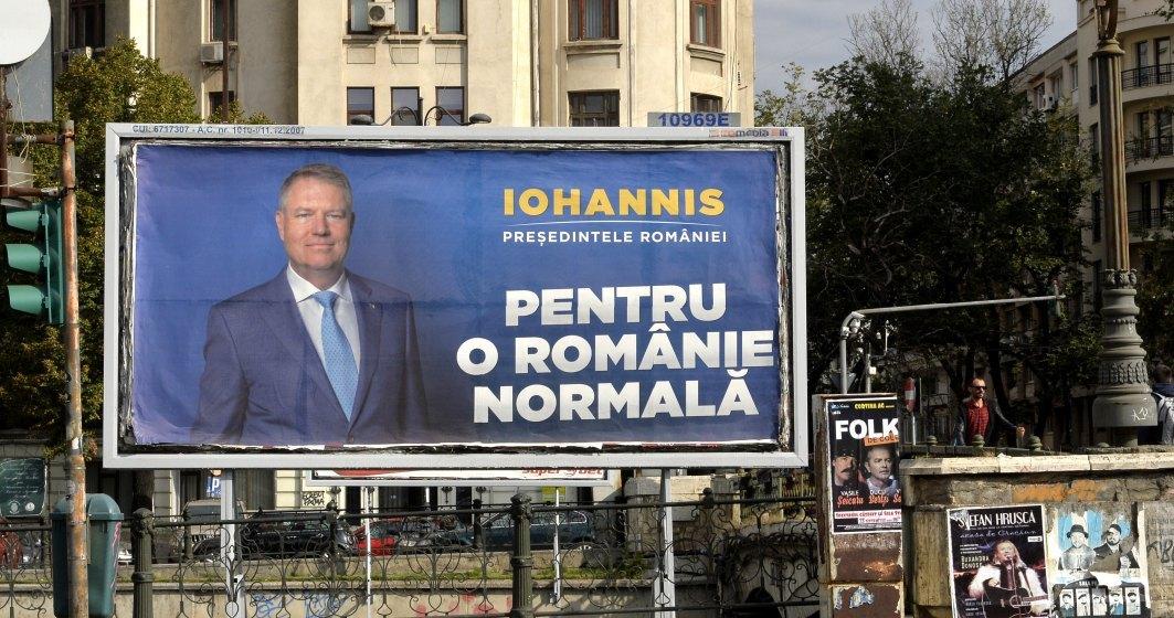 Bloomberg: Iohannis, presedintele care a salavat Romania de pe marginea prapastiei este aproape de al doilea mandat