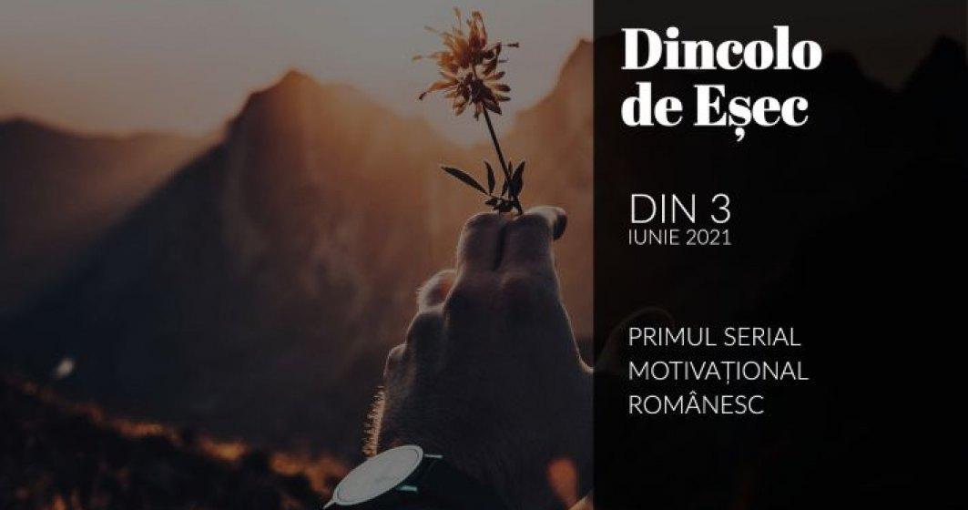 "(P) BiziLIVE TV a lansat primul serial motivațional românesc denumit ""Dincolo de Eșec"""