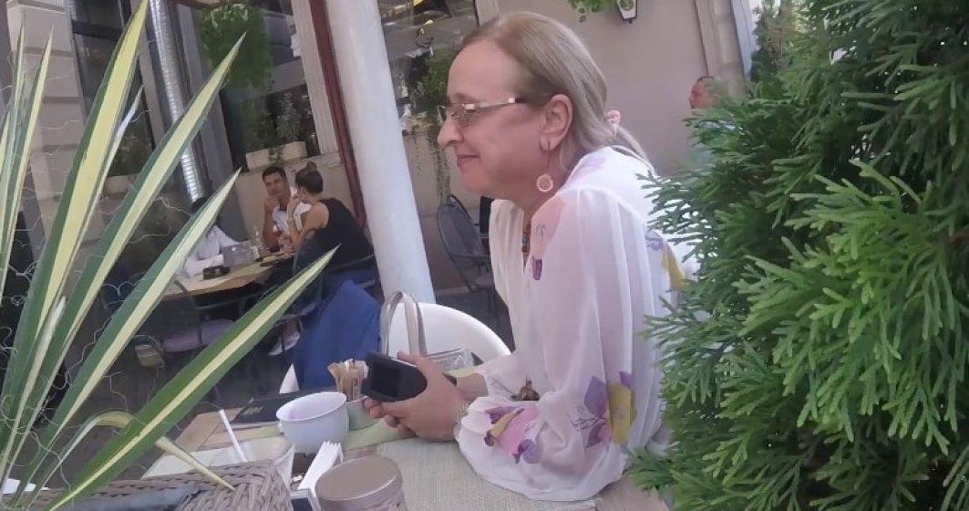 """Speranta Cliseru depune plangere penala impotriva cetateanului care a filmat-o, pentru """"amenintare si ultraj"""""""