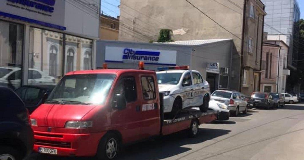 Surse G4Media: Parchetul General ridică documente de la sediul City Insurance