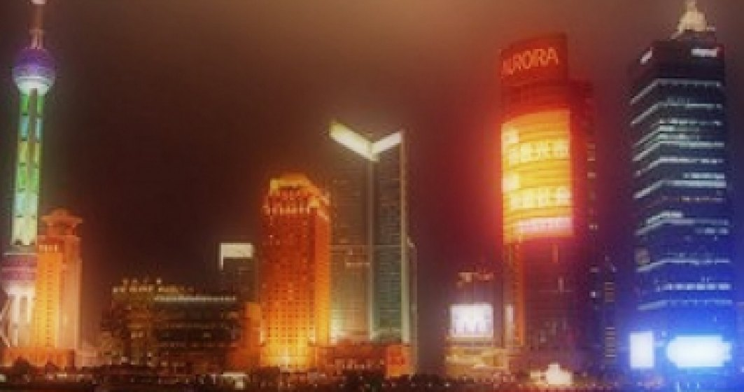 Shanghai, o lume a contrastelor
