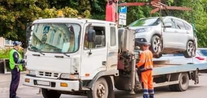 Primăria Sectorul 4 face curățenie: șoferii care parchează ilegal vor fi...
