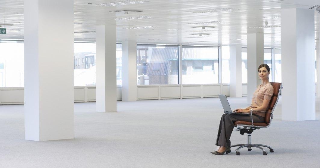 Cele mai mari rate de neocupare birouri Bucuresti